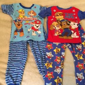 Other - 5T Paw Patrol Pajamas